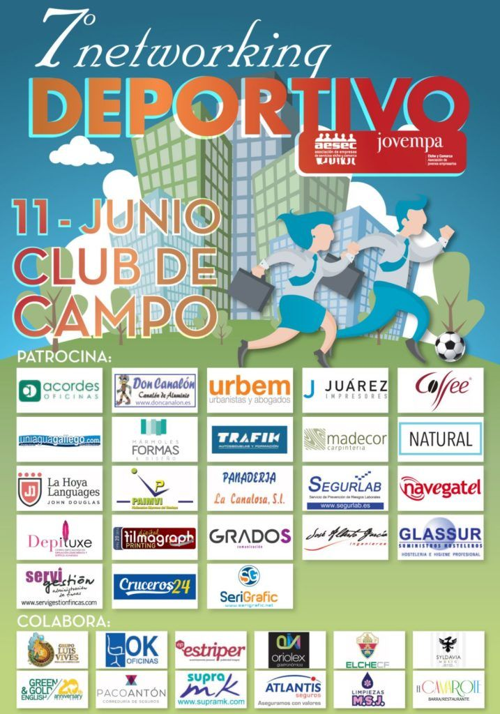 7º networking deportivo